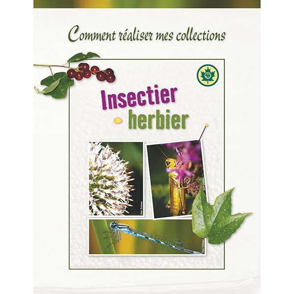 Insectier-herbier : Comment réaliser mes collections